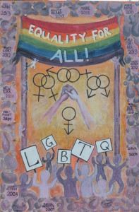 LGBTQ Mural