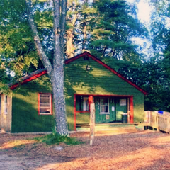 Camp Kinderland Cabin