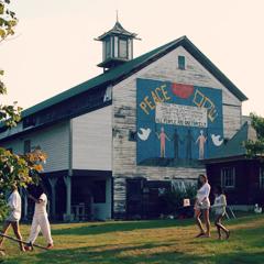 Camp Kinderland Playhouse