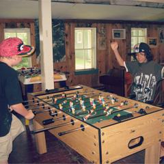 Camp Kinderland Rec Hall