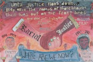 2013 Mural Racial Justice