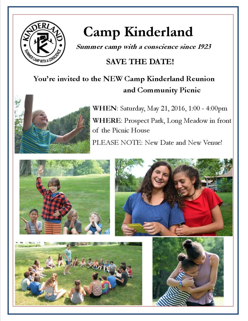 Camper Reunion Flyer 2016